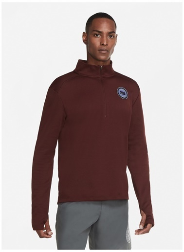 Nike Sweatshirt Bordo